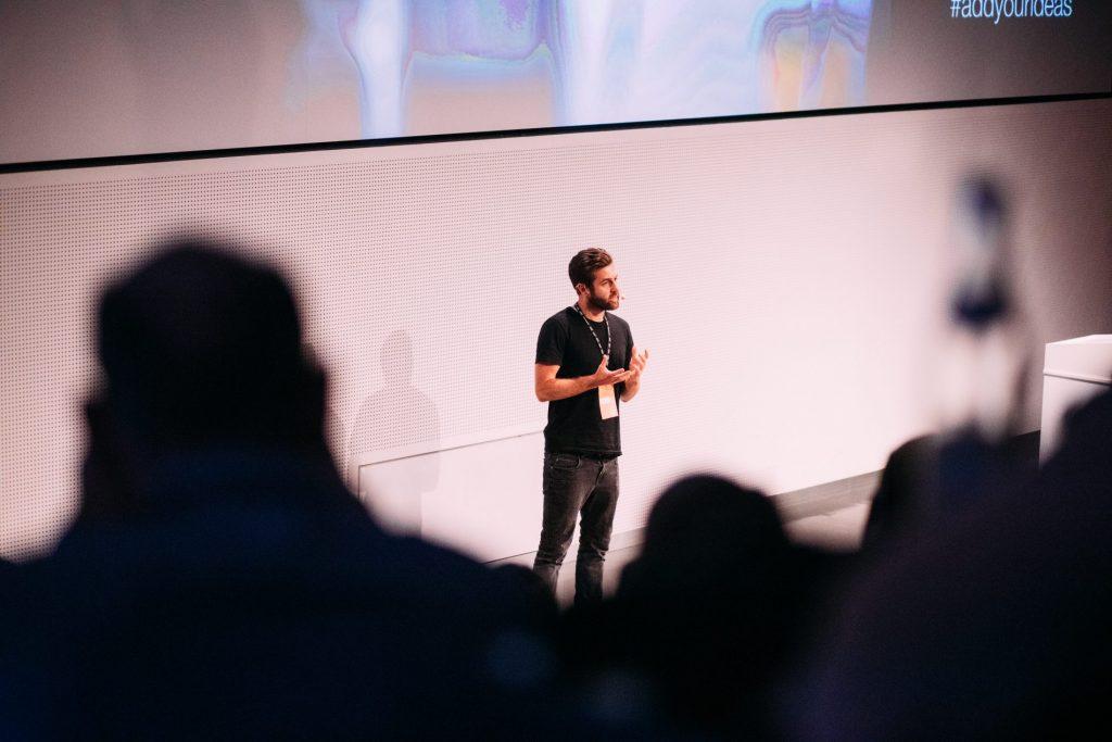 Boris Beimann – Auftritts- und Wettkampfcoach Keynote auf der add-conference