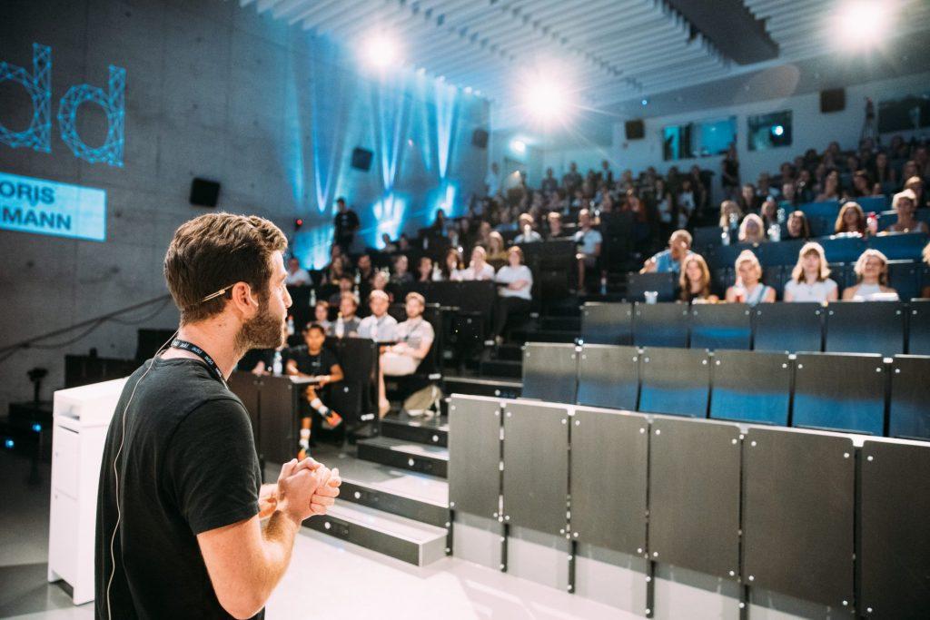 Keynote Speaker und Vortragsredner Boris Beimann auf der add-conference