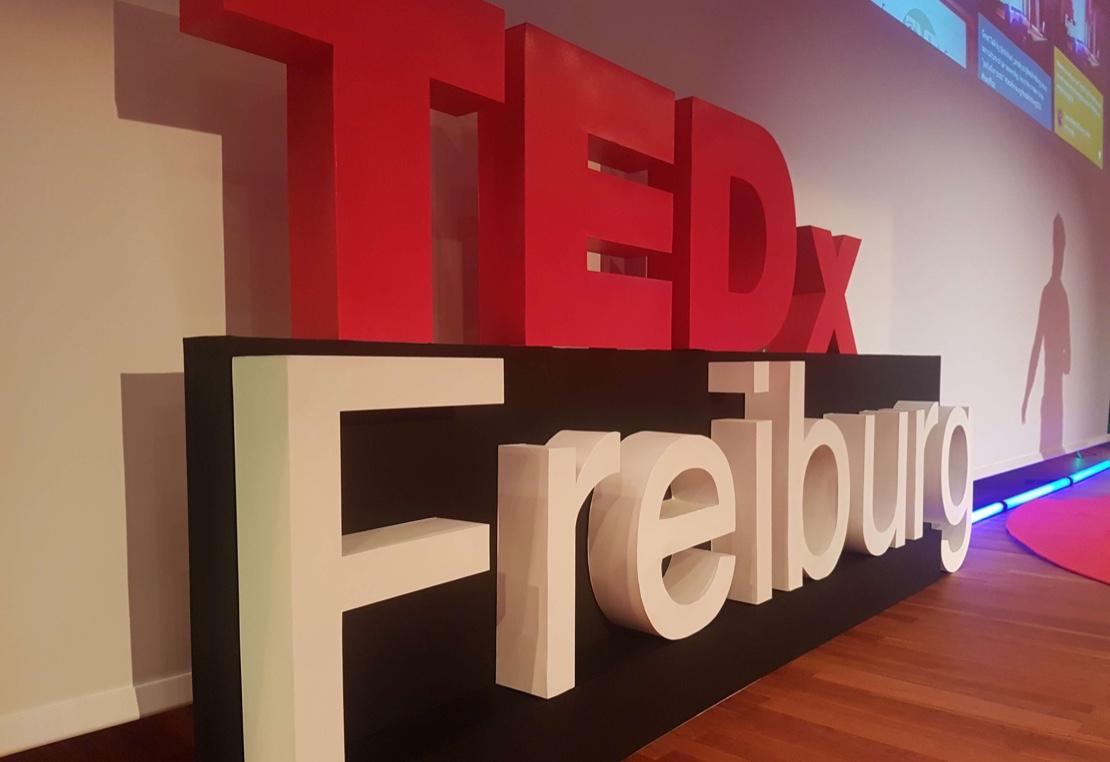 Boris bei TEDx Freiburg