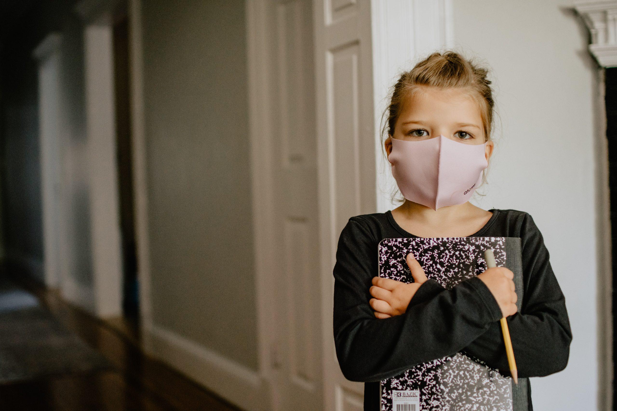 Stress reduzieren mit der Maske